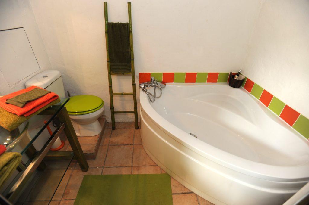 L'écurie (Salle de bain)